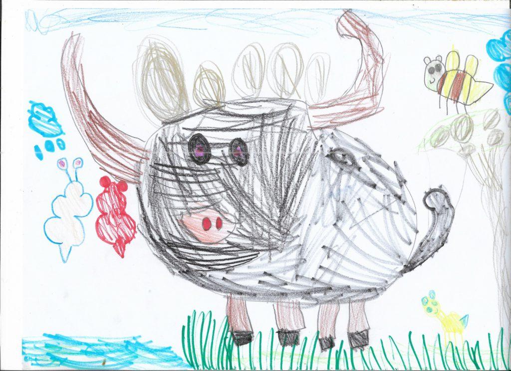 הסיפור של איתמר by Michal Pal Bracha - Illustrated by איתמר ומיכל ברכה - Ourboox.com
