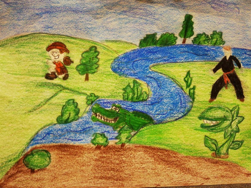 Enhancing Book Reading – Creative writing by Rosanna Bonavita - Ourboox.com