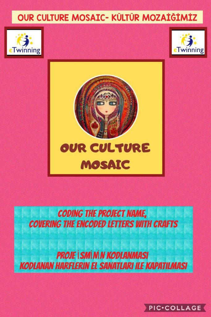 Proje İsminin Kodlanması Kodlanan Harflerin El Sanatları ile Kapatılması e Bookk by ZEHRA PEKÖZ - Ourboox.com