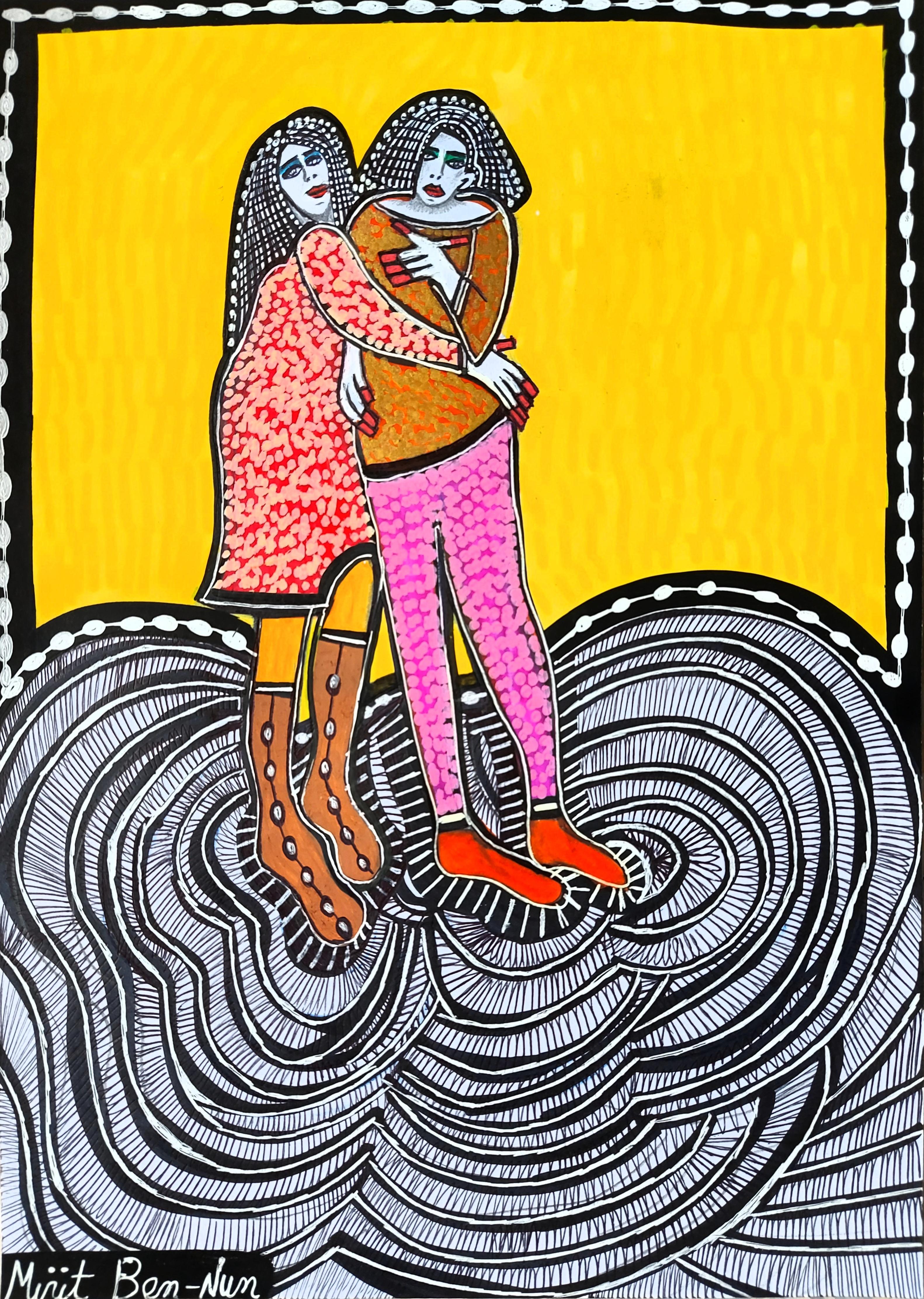 Best art from Israel by Mirit Ben-Nun by Deborah Shallman - Illustrated by Mirit Ben-Nun - Ourboox.com