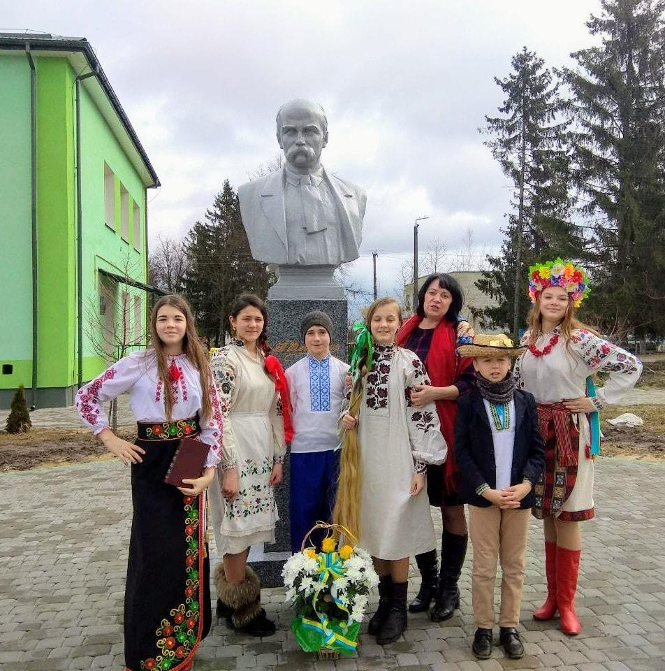 Шевченкіана by Ntkhorzhevska - Ourboox.com