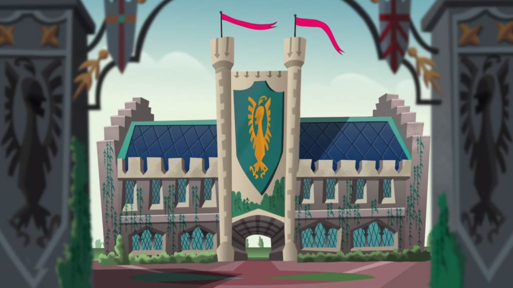 School for knights. by MAYA VELNER AND SHAY SHEMESH:) - Ourboox.com