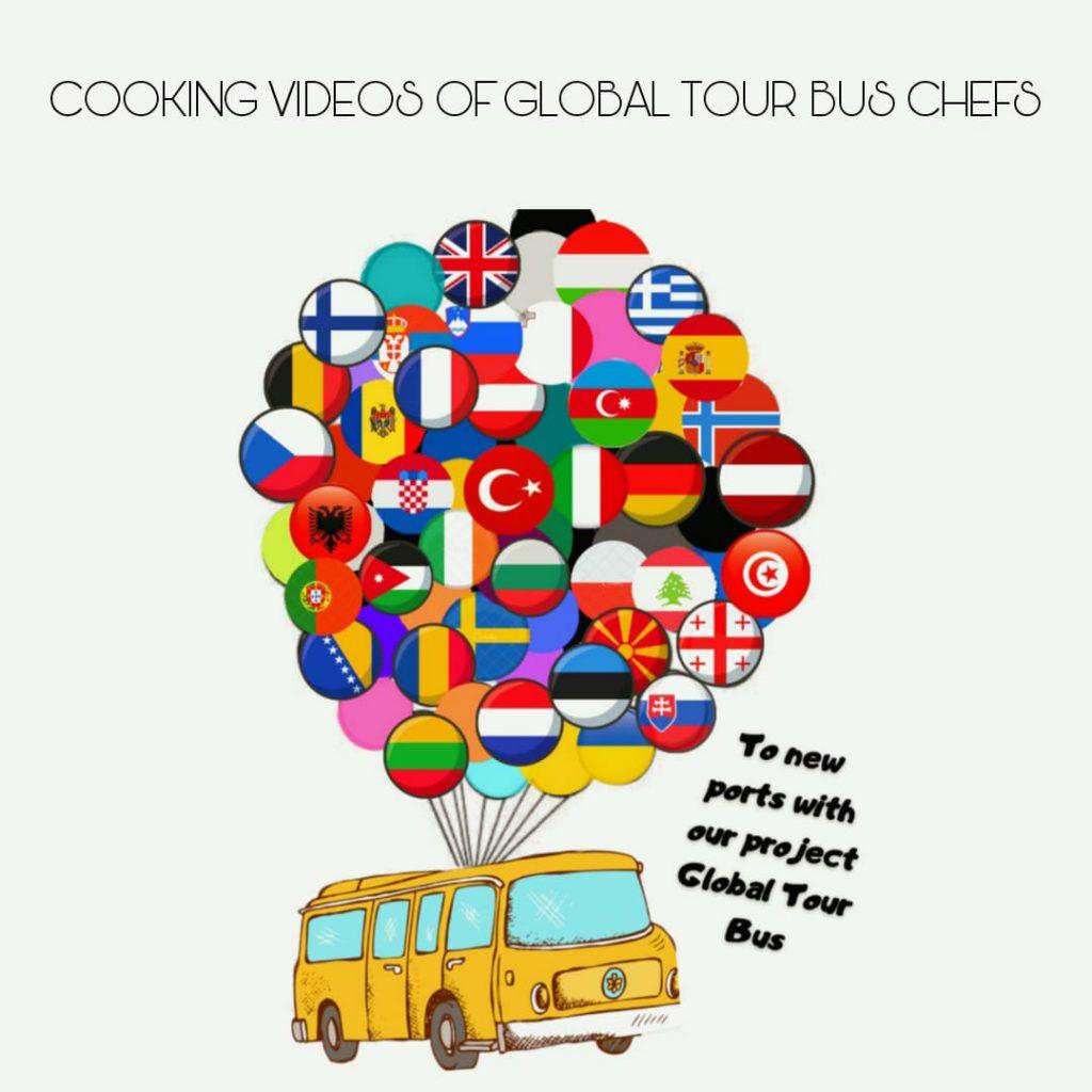 Global Tour Bus by Tuba ÖZSOY | TR- Mehmet Sümer - Ourboox.com