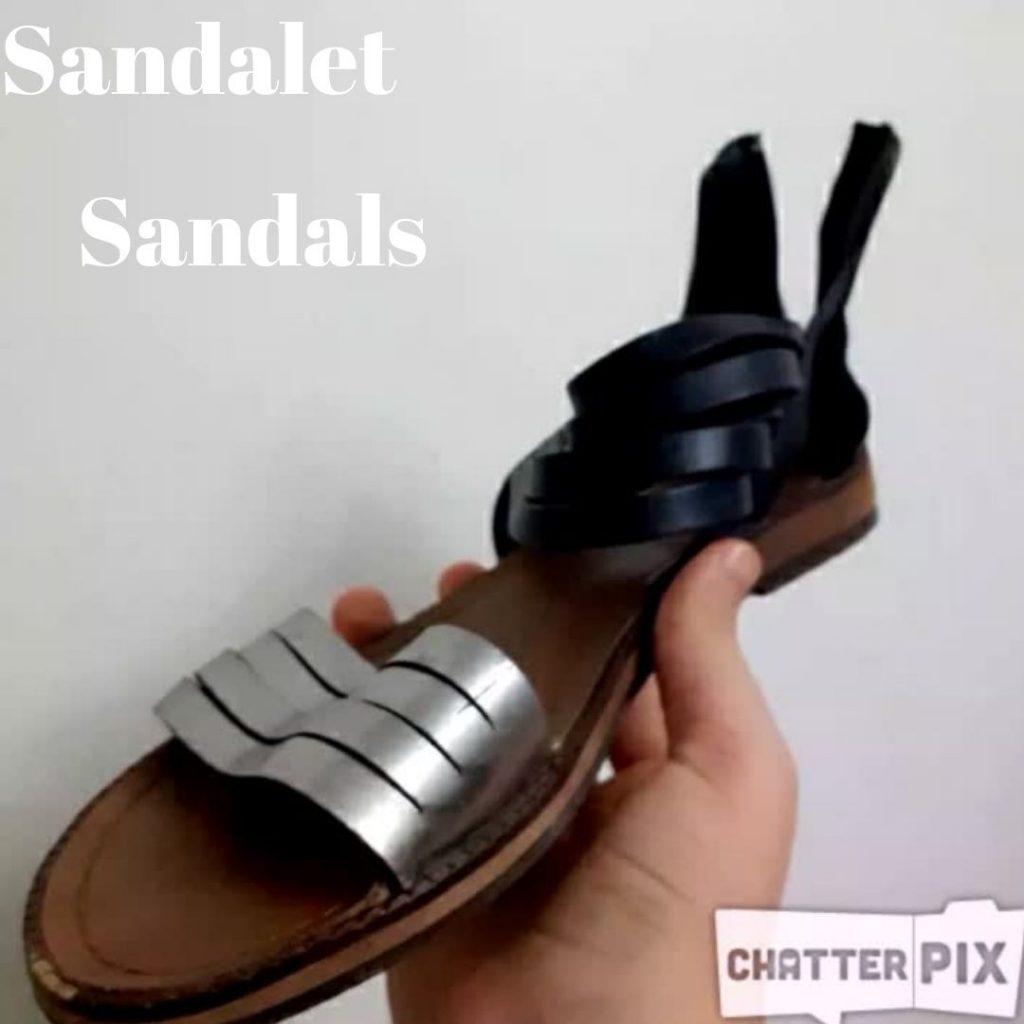 Ayakkabı Çeşitlerini Tanıyalım Let's Know the Types of Shoes by sukran  - Illustrated by Şükran Yenigelen - Ourboox.com