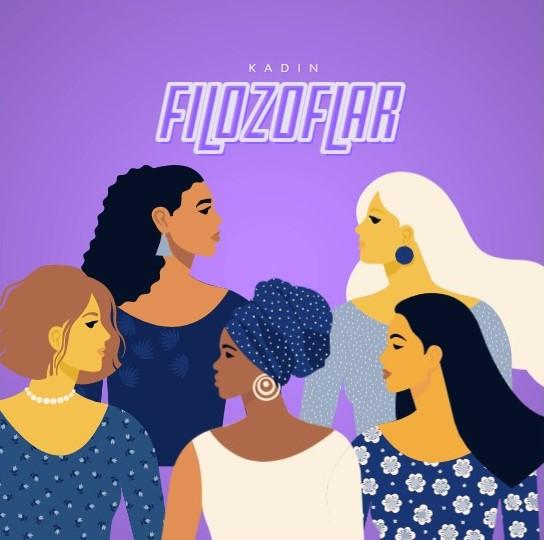 Kadın Filozoflar by Hilal Kibar - Illustrated by Hilal Kibar - Ourboox.com
