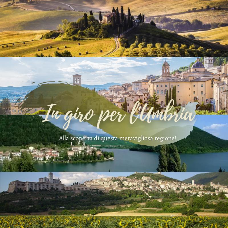 Alla scoperta dell'Umbria by IIS Tecnico economico e Professionale