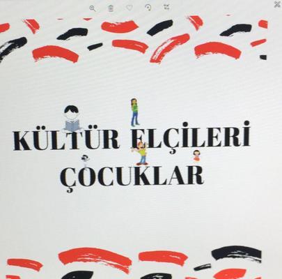 Cultural Ambassadors Children (Kültür Elçileri Çocuklar) by serpil akkol - Ourboox.com