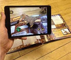 Augmented Reality in the Classroom by Sara Meyers - Ourboox.com