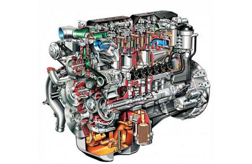 Будова дизельного двигуна by Fedorenko - Illustrated by В.В.Федоренко,викладач спецдисциплін - Ourboox.com