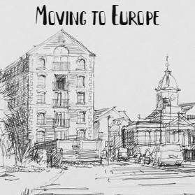 Moving to Europe by Hristiyan - Illustrated by Hristiyan, Martin, Borislav and Sabin - Ourboox.com