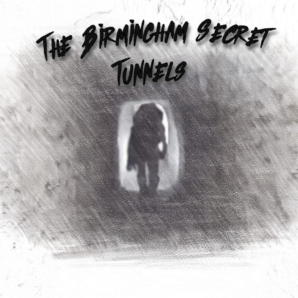 The Birmingham Secret Tunnels by Antoan Dimitrov - Illustrated by made by students from 88th High-school - Ourboox.com