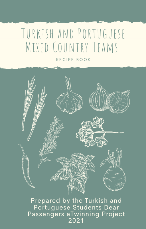 Turkish and Portuguese Mixed Country Teams Cook-Book by Duygu BAL - Ourboox.com