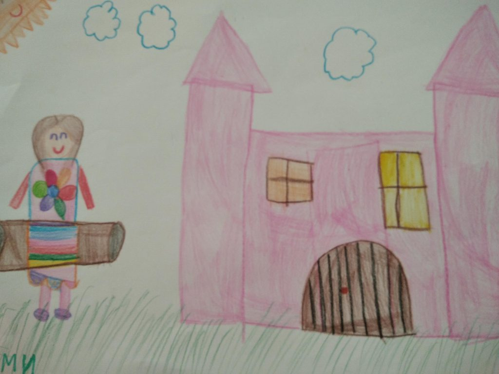принцеса цветна by Elitsa Stankova - Ourboox.com