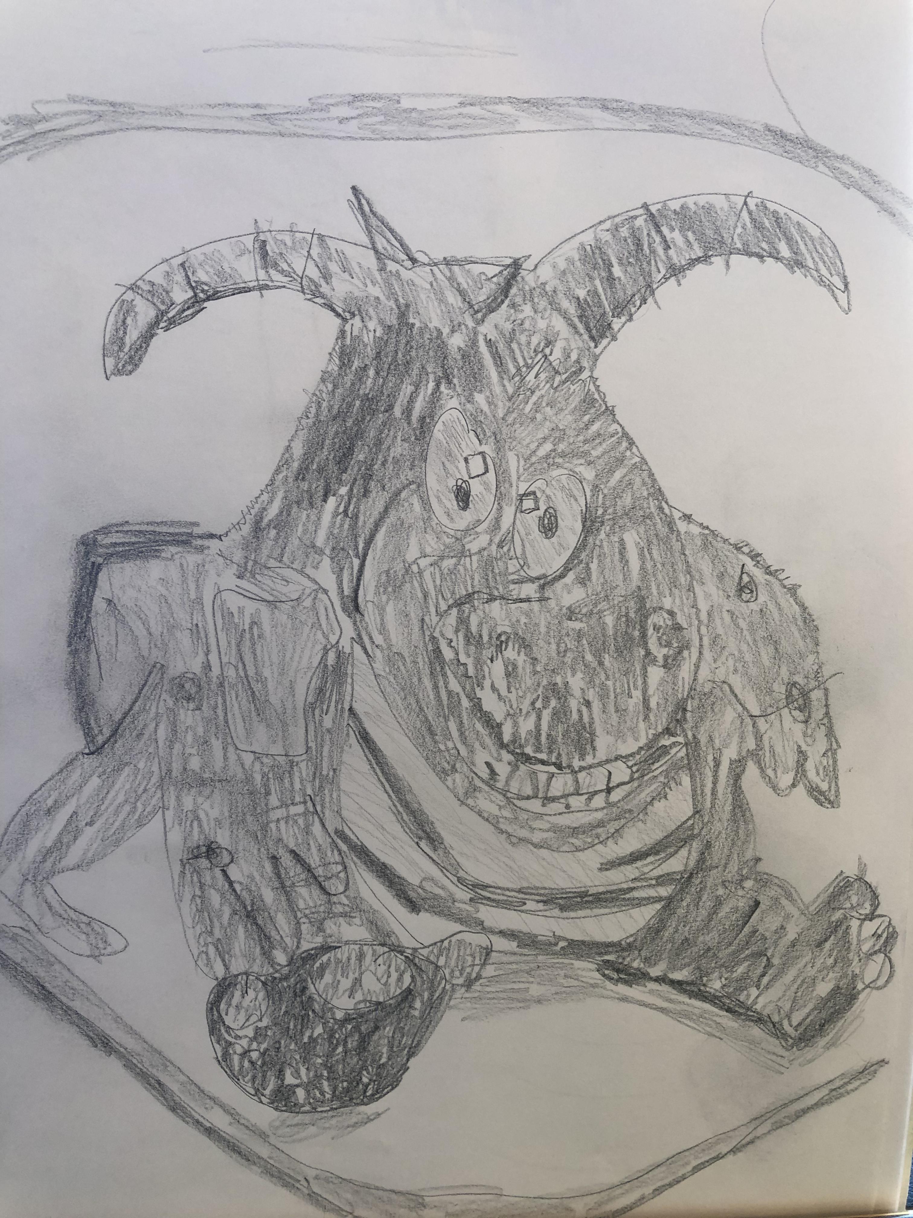 My Second Sketchbook by Mel Rosenberg - מל רוזנברג - Ourboox.com