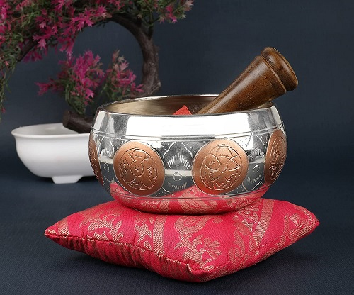 What is a singing bowl used for