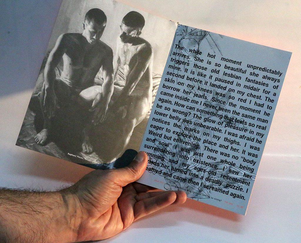 אוהבים אמנות תל אביב קטלוגים ציירים ישראלים אמנים עכשוויים מגזין הומואים לסביות מגזינים קווירים הומוסקסואלים רפי פרץ צייר