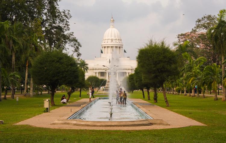 Radnice v Colombo
