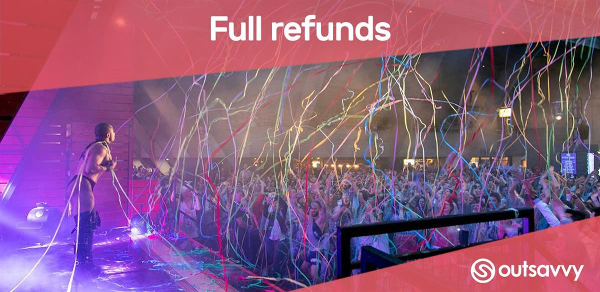 OutSavvy Feature: Full Refunds