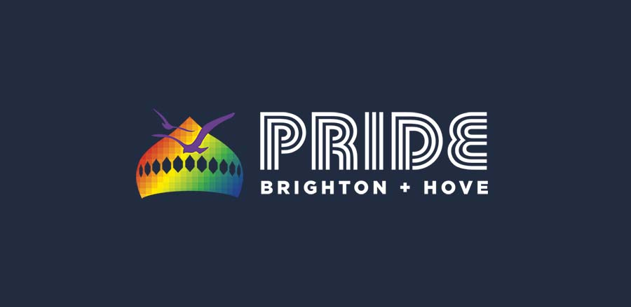 Brighton! LGBT+  Pride by the Sea