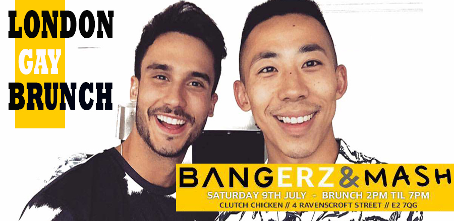 London's HOTTEST event:  BANGERZ & MASH