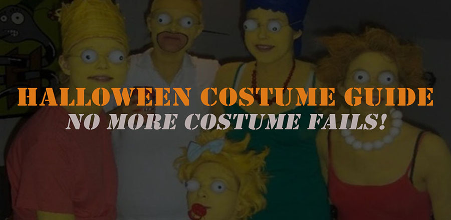 The perfect Halloween costume guide