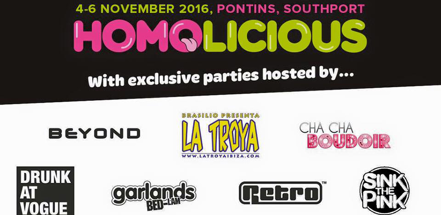 Get your Homolicious tickets on OutSavvy now