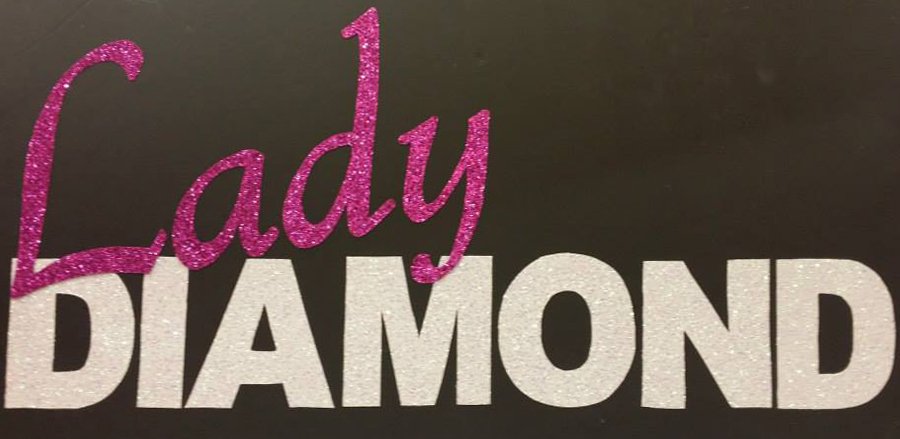 Lady Diamond - back at Counter