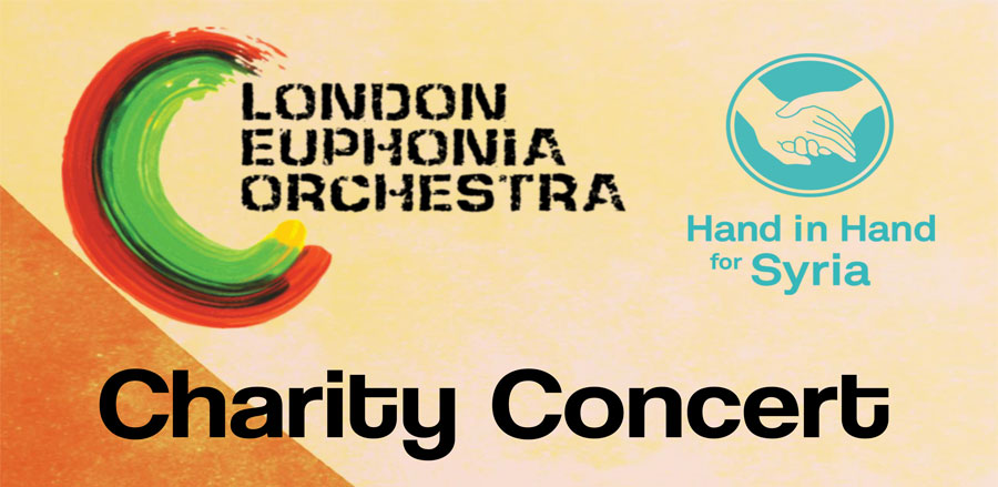 London Euphonia Orchestra's charity concert