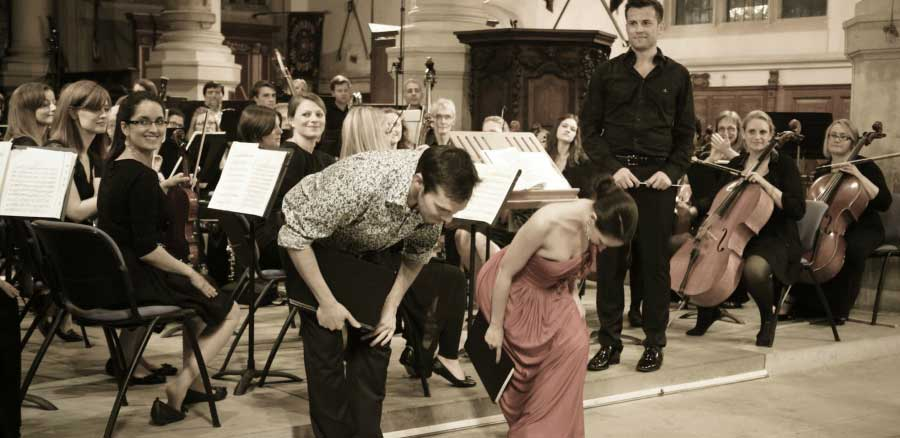Video: The London Euphonia Orchestra