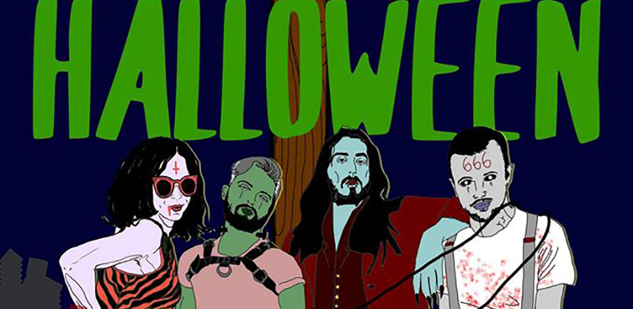 Our LGBT Trick or Treat tips for the weekend