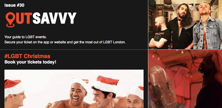 Your guide to LGBT events - Issue #30