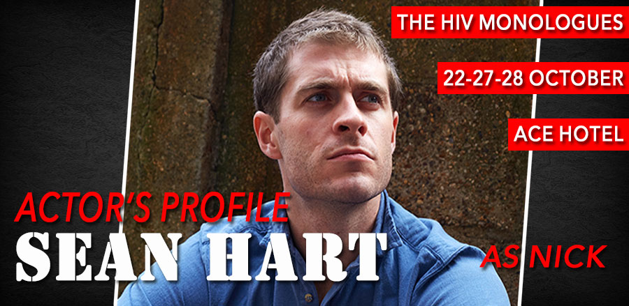 The HIV Monologues: Sean Hart
