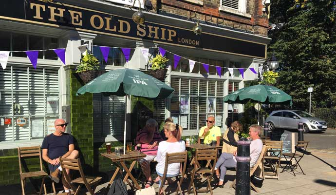 The Old Ship (Limehouse)