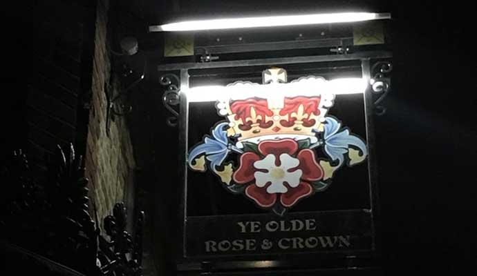 Ye Olde Rose & Crown