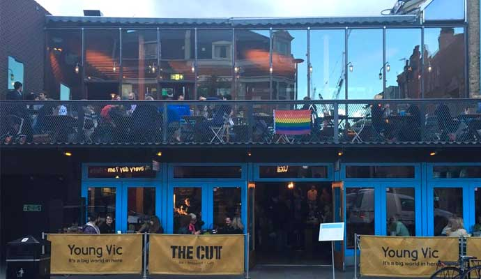 The Cut - Young Vic Theatre