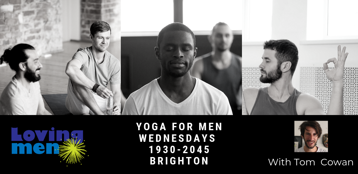 Loving Men -  Yoga For Men - Brighton tickets