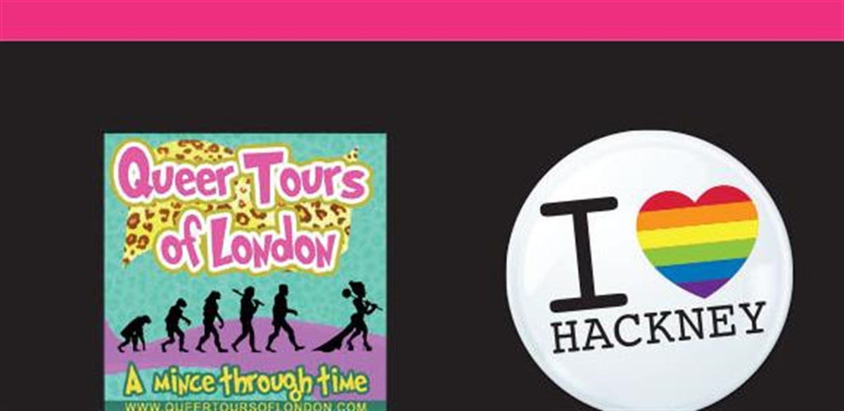 Hackney Pride 365 presents Queer Tours of London - Stoke Newington Edition! tickets