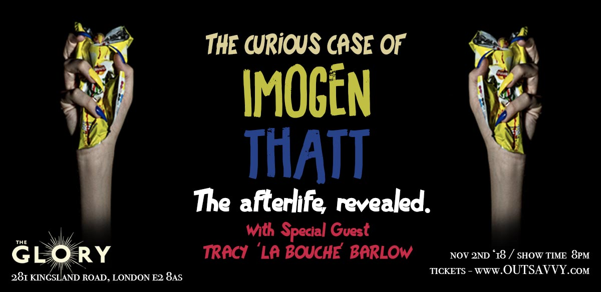 The Curious Case of Imogen Thatt tickets
