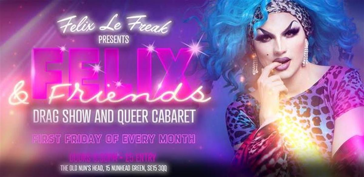 Felix & Friends: Pride Special! tickets