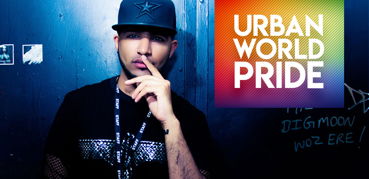 Urban World Pride 2018 tickets