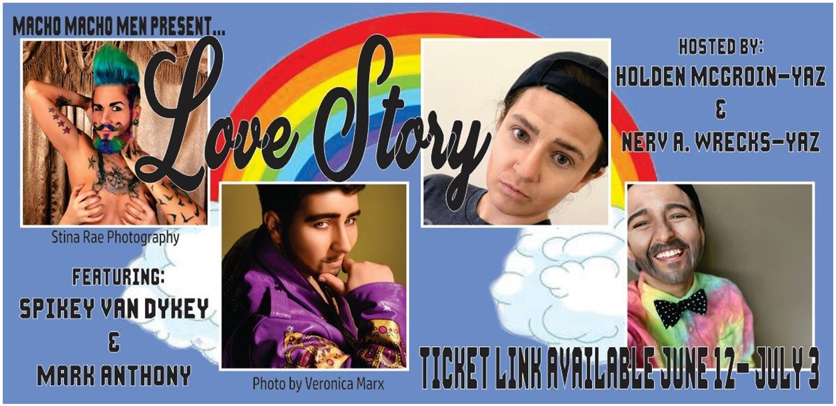 Love Story Pride Virtual Drag Show tickets