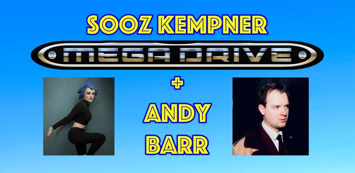 Sooz Kempner & Andy Barr previews tickets