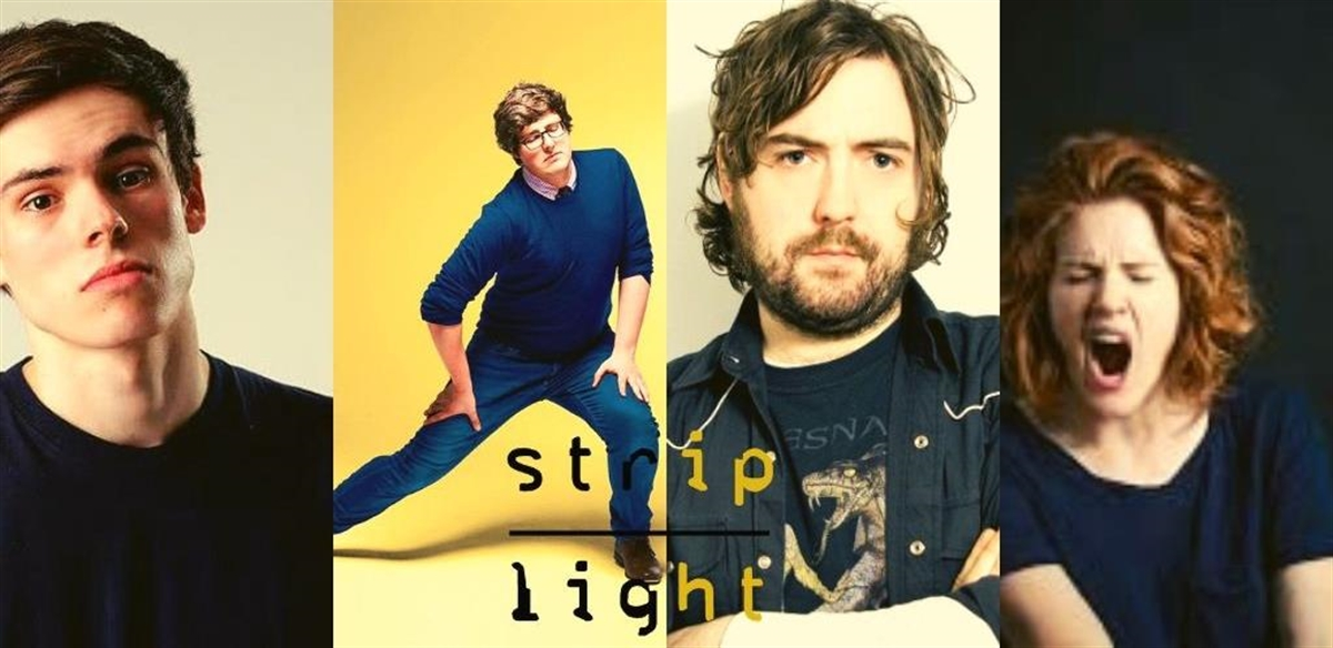 Strip Light Presents: Taste of the Fringe with Rhys James, Nick Helm, Sarah Kendall and Glenn Moore! tickets