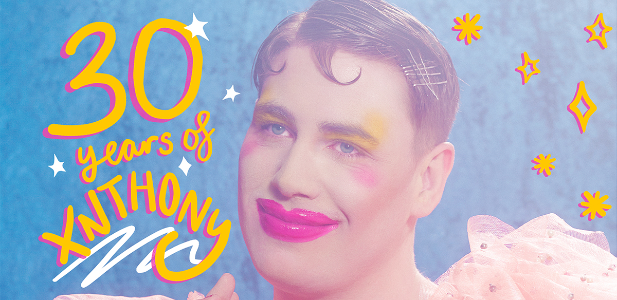 30 Years of XNTHONY: Ed Fringe Fundraiser and Party! tickets
