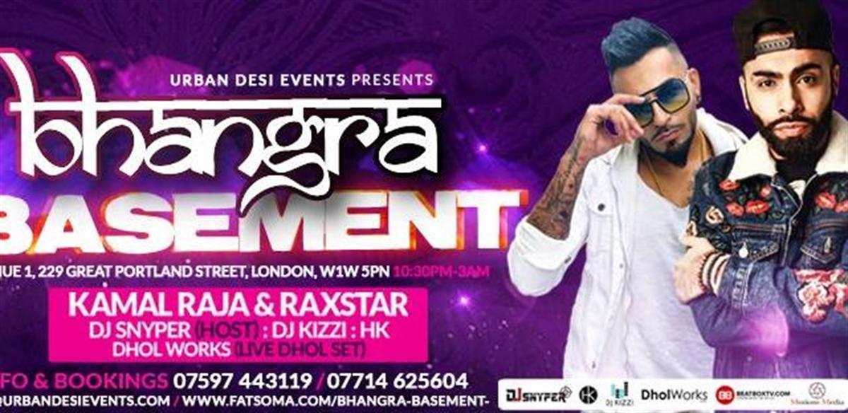 Bhangra Basement  tickets