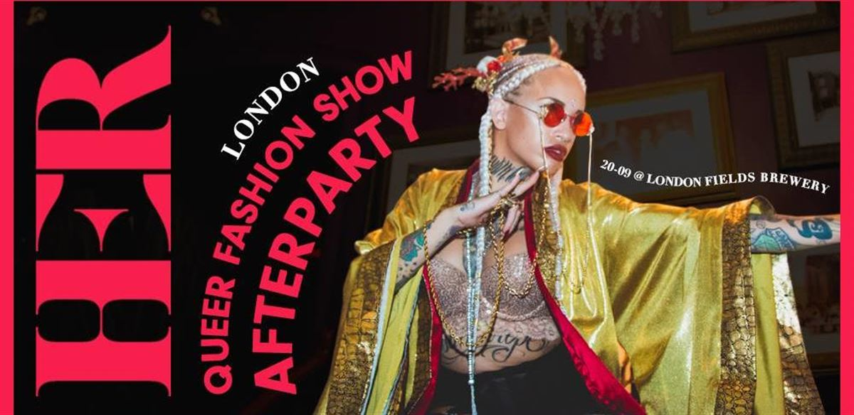London Queer Fashion Show After Party