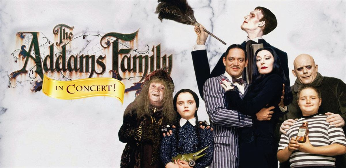Royal Albert Hall Presents: The Addams Family in Concert