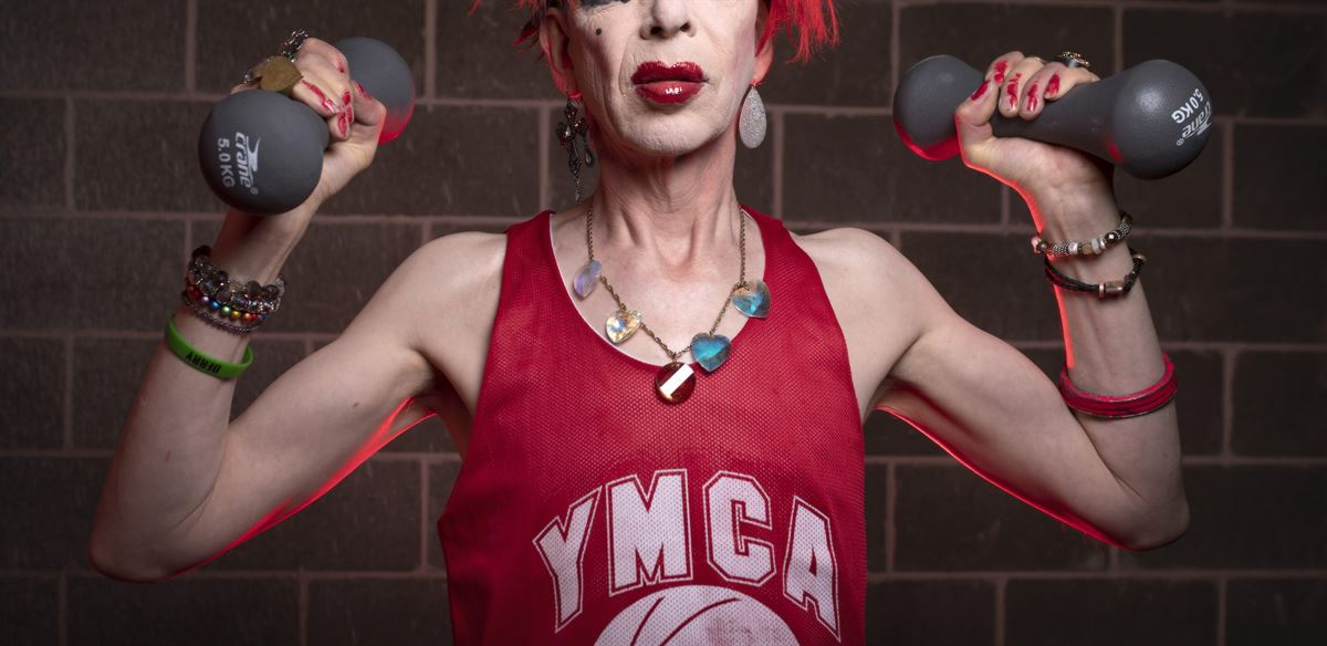 David Hoyle's Gymnasium tickets