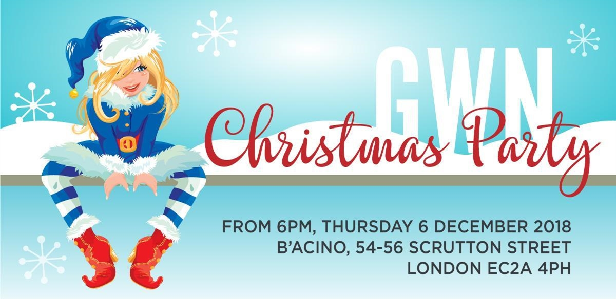 GWN Christmas Party tickets