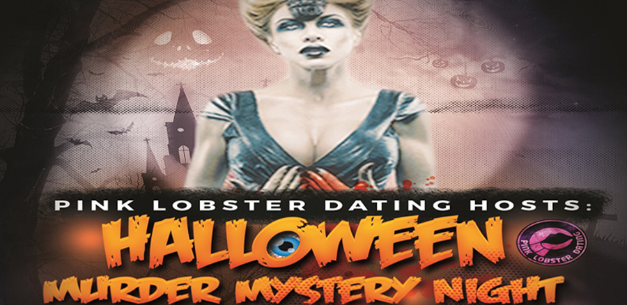 Womens Halloween Murder Mystery & Dinner